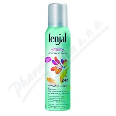 Zobrazit detail - FENJAL Vitality Deo spray 150ml