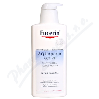 EUCERIN AQUAporin t�l.ml�ko such� pok. 400ml 63949