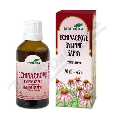 Zobrazit detail - AROMATICA Echinaceové bylinné kapky od 3 let 50ml