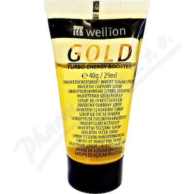 Wellion Gold - tekut� cukr v tub� 40g