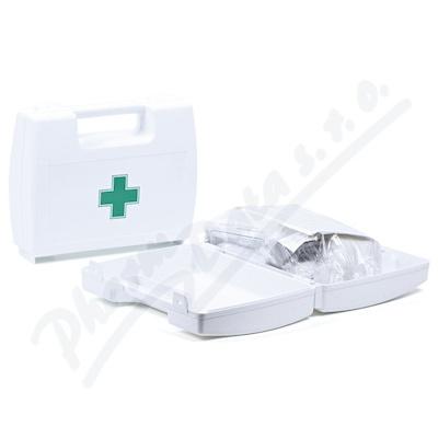 Zobrazit detail - Lékárnička - plast.  kufřík s náplní 5 osob-ZM 5