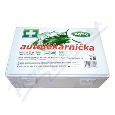 Zobrazit detail - Autol�k�rni�ka plastov� b�l� 182-2011 AGBA