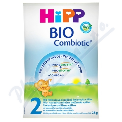 Zobrazit detail - HiPP MLÉKO HiPP 2 BIO Combiotik vzorek 28g