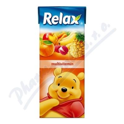 Zobrazit detail - Relax Multivitamín 0. 2 litru