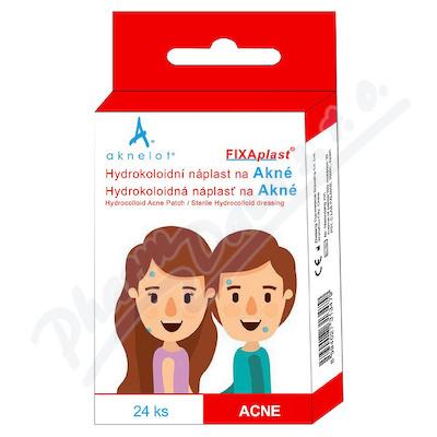 Zobrazit detail - N�plast Fixaplast ACNE 24ks