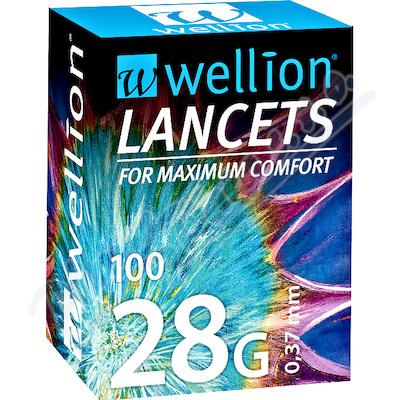 Zobrazit detail - Lancety Wellion 100ks - 28G