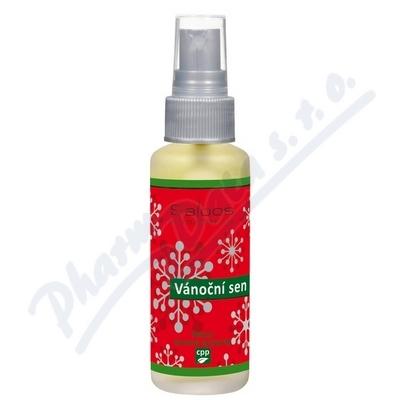 Zobrazit detail - Saloos Natur aroma airspray Vánoční sen 50ml