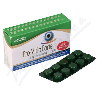 Zobrazit detail - Pro-Visio Forte tbl. 30+10 zadarmo
