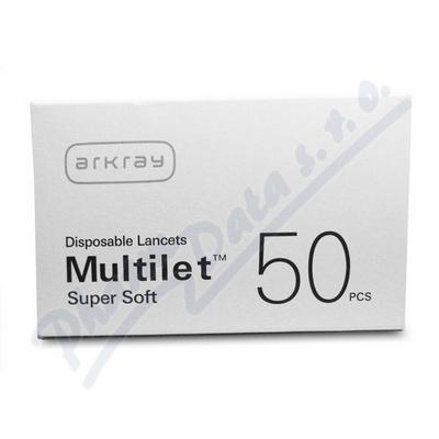 Zobrazit detail - Lanceta Multilet Super Soft 50ks
