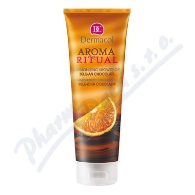 Zobrazit detail - Dermacol Aroma Ritual sprch. gel belg. čokoláda250ml