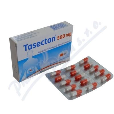 Tasectan 500mg tob.15