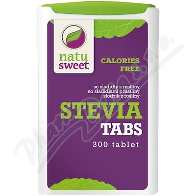 Zobrazit detail - Stevia Natusweet tablety tbl. 300