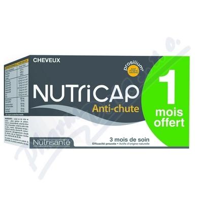 Zobrazit detail - Nutricap proti vypadávání vlasů cps. 180