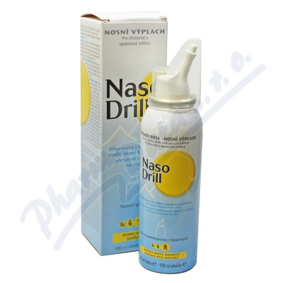 Nasodrill nosn� v�plach ve spreji 100ml