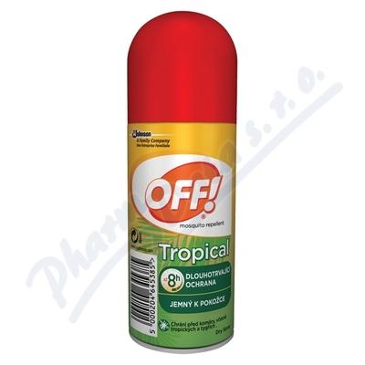 Zobrazit detail - OFF Tropical sprej 100ml