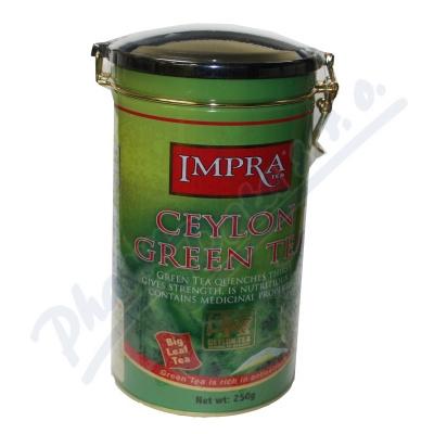 Zobrazit detail - Čaj Ceylon Green Tea zelený sypaný 250g