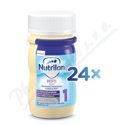 Zobrazit detail - Nutrilon 1 Hypoalergenní ProExpert 24x90ml