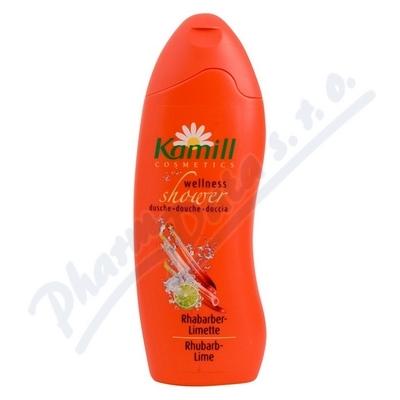 Kamill sprchov� gel Rebarbora-limeta 250ml