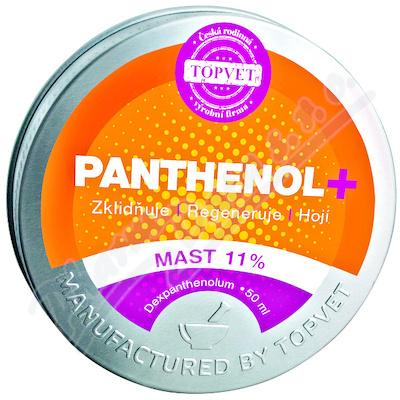 Zobrazit detail - TOPVET Panthenol+ Mast 11% 50ml