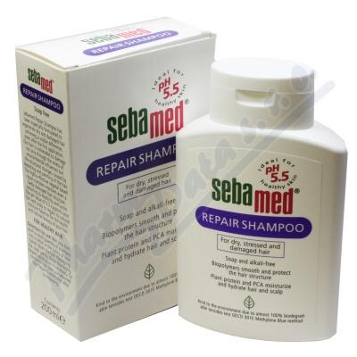 Zobrazit detail - Sebamed Šampon regenerační 200ml