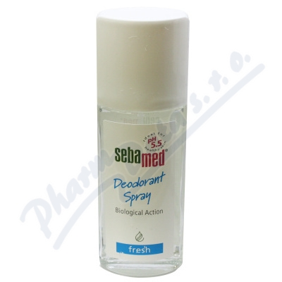 Zobrazit detail - SEBAMED Deo spray Fresh 75ml