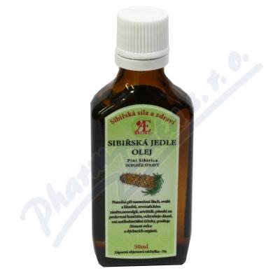 Zobrazit detail - Olej sibiřské jedle - pini sibirica 50ml