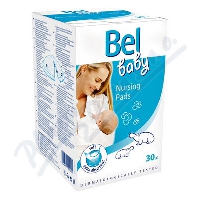 Zobrazit detail - Bel Baby prsní vložky 30ks