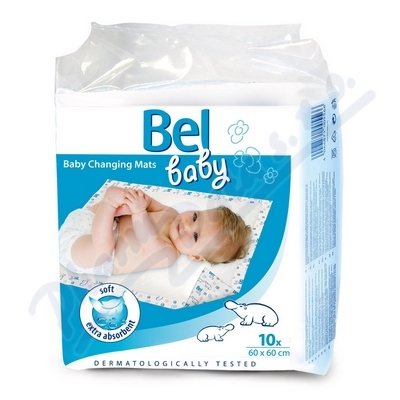 Zobrazit detail - Bel Baby přebalovací podložky 10ks