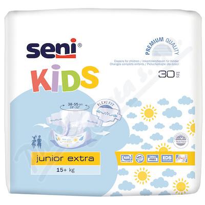 Zobrazit detail - Seni Kids Junior Extra 30ks kalh. absorpční 16-30kg