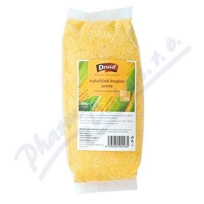 Kukuřičná krupice jemná DRUID 450g