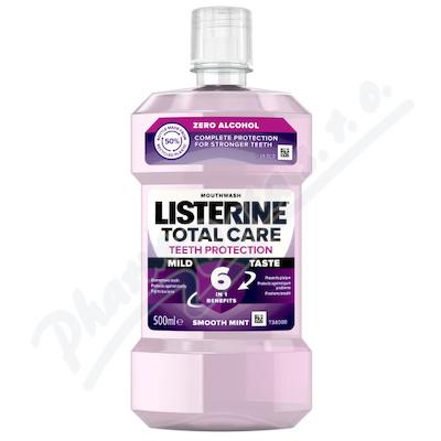 Zobrazit detail - Listerine Total Care Zero 500ml