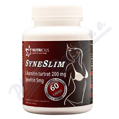 Zobrazit detail - Syneslim - synefrin + karnitin tbl. 60