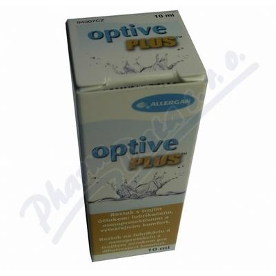 Zobrazit detail - Optive Plus oční kapky 10ml