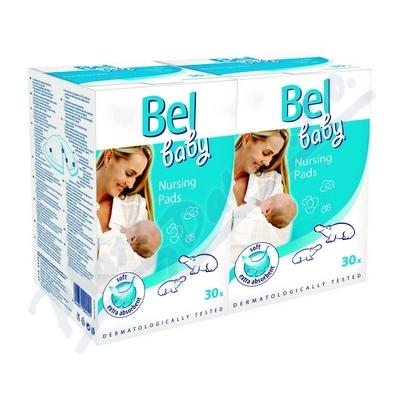 Zobrazit detail - Bel Baby prsní vložky duopack 2x30ks