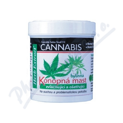 Herb Extract Cannabis Konopn� mast 125ml