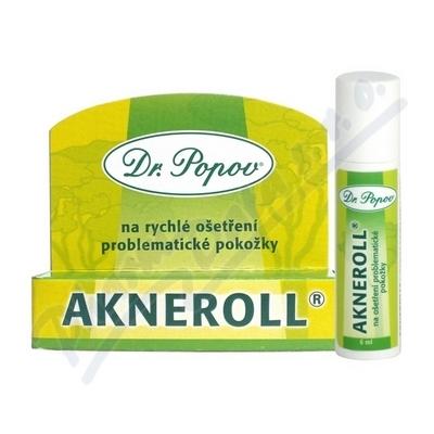 Zobrazit detail - Dr. Popov Akneroll 6ml