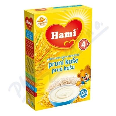 Zobrazit detail - Hami kaše ml. rýžovo-kukuřičná 225g