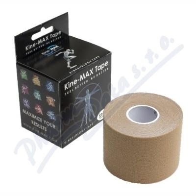 KineMAX Classic kinesiology tape těl. 5cmx5m