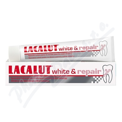 Zobrazit detail - Lacalut White & repair zubní pasta 75ml