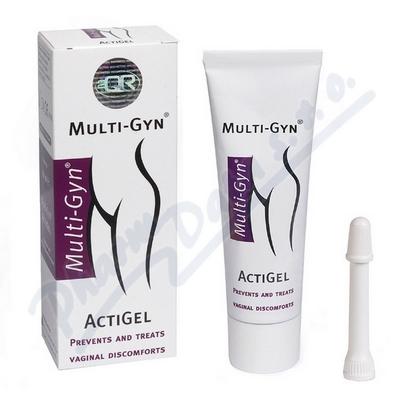 Zobrazit detail - Multi-Gyn ActiGel 50 ml
