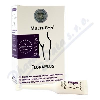 Zobrazit detail - Multi-Gyn FloraPlus 5 x 5 ml