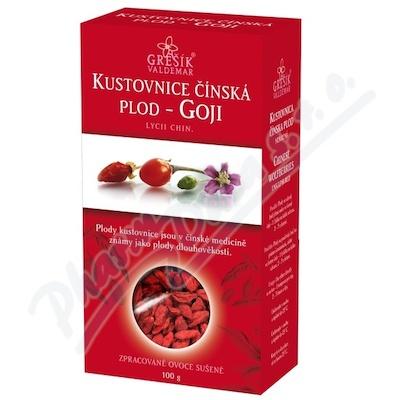 Zobrazit detail - Grešík Kustovnice čínská plod - Goji 100g