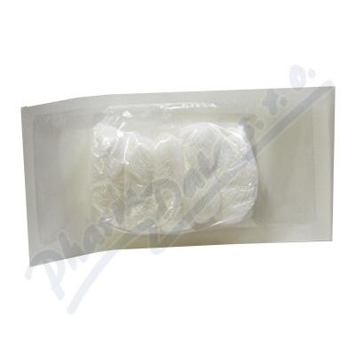 Zobrazit detail - Tampón stáčený z gázy steril. 19x20cm-5ks Steriwund