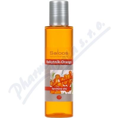Zobrazit detail - Saloos Sprchový olej Rakytník - Orange 125 ml