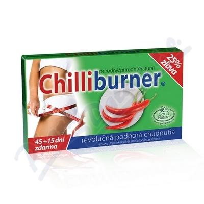 Zobrazit detail - Chilliburner podpora hubnutí tbl. 45+15 ZDARMA
