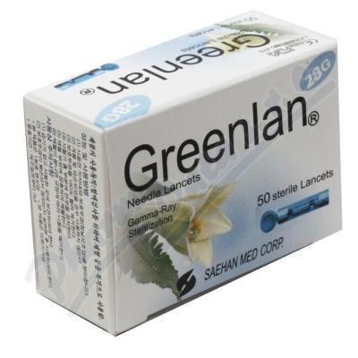 Zobrazit detail - Lanceta Element Greenland 28G 50ks