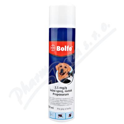 Zobrazit detail - Bolfo a. u. v. spray 1x250ml