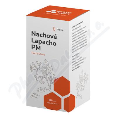 Nachové Lapacho PM (Pau d Arco) cps.60