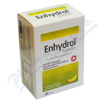 Zobrazit detail - Enhydrol banán 10 sáčků