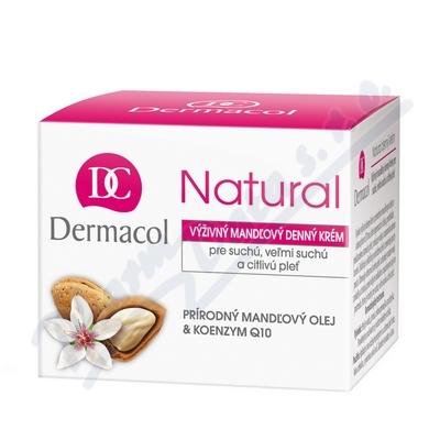 Zobrazit detail - Dermacol Natural výživný mandlový denní krém 50ml